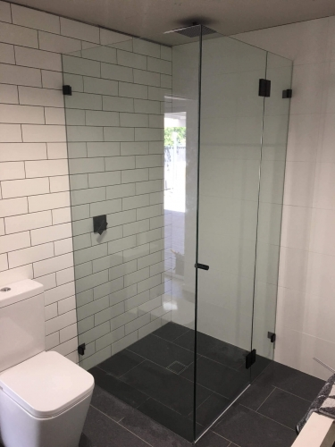 Frameless Shower Screen Sydney